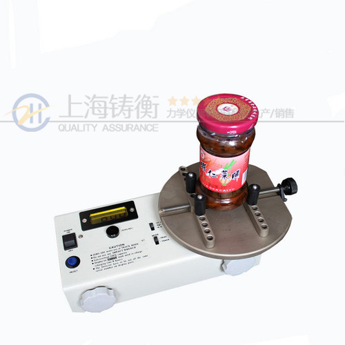 矿泉水瓶盖扭力测定仪