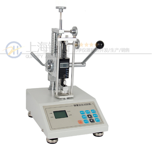 弹簧力度测试机,0-100N弹簧力度测试机