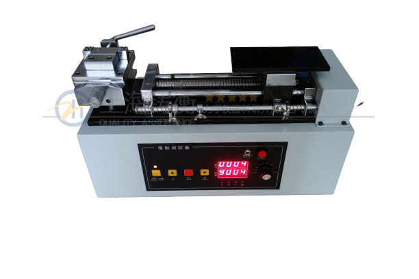 100N电动卧式测试台,10kg电动卧式测试台