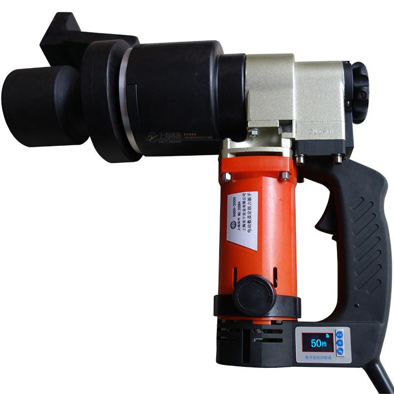 定扭矩电动扭力扳手3500N.m,M36套筒的电动扭力扳手