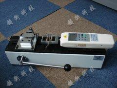 电子行业专用的手动端子拉力试验机