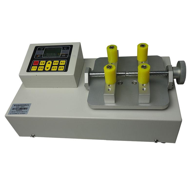 开盖扭力测定仪,封盖开启扭矩测定仪,各种瓶盖的扭力矩测试仪